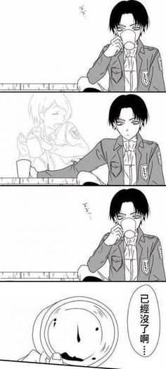 I'm posting a lot of Levi and Petra stuff at once cuz... because... OMFG I CANT