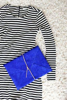Bag It! 10 DIY Clutches   Pouches