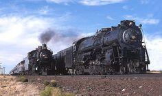 4960 and 3751 meet. by SOOLINER, via Flickr