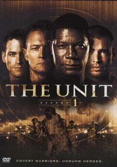 Loot.co.za - DVD: The Unit - Season 1 (DVD, Boxed set): Dennis Haysbert, Robert Patrick | Action