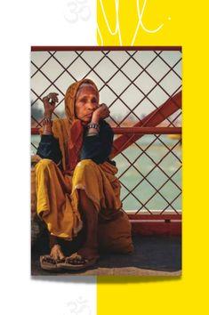 A Beautiful Picture of Lady Sitting At Haridwar Pic Credit: @jayraaaaaj Follow us on: FB   TW  PIN   YT Kumbh Mela, Haridwar, Incredible India, Beautiful Pictures, The Incredibles, Lady, Pretty Pictures