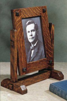 Arts & Crafts Picture Frame
