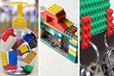 15 things to make with LEGO