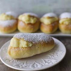 #Chilean pastry #recipe - Conejos con crema @Pilar Hernandez-Enmicocinahoy — South American Recipes in Spanish and English