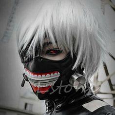 Tokyo Ghoul Kaneki Ken Cosplay Prop Red Plush Tail Anime Costume Halloween Tail