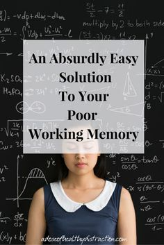 Living with ADHD often includes dealing with a poor working memory. Learn my easy peasy solution (monotasking) to make life easier + improve your working memory. Memory Strategies, Adhd Strategies, Teaching Strategies, Adhd Help, Adhd Brain, Working Memory, Adhd And Autism, Adhd Kids, Adult Adhd