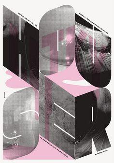 Welcometo, Milan Houser exhibition posters