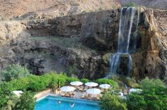Six Senses Evason Ma'In Hot Springs, Jordan