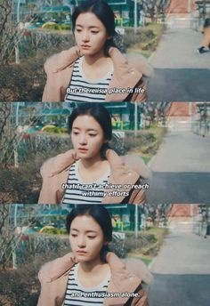 Mama Quotes, K Quotes, Real Quotes, Movie Quotes, Korean Drama Quotes, Butterfly Wallpaper Iphone, Weightlifting Fairy, Funny Kpop Memes, Movie Lines