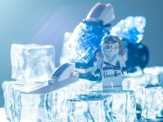 Lego Ninjago Zane!