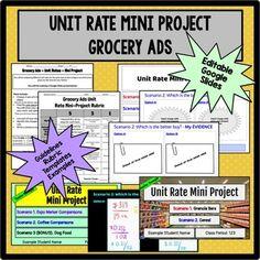Algebra Games, Google Drive File, Grocery Ads, Love Math, Math Class, Rubrics, Distance, Encouragement, The Unit