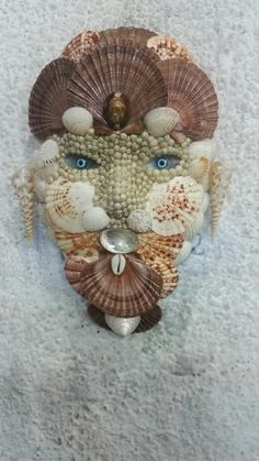 Seashell mask
