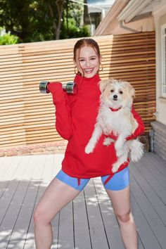 Cheryl Blossom Riverdale, Riverdale Cheryl, Riverdale Cast, Madelaine Petsch, Girl Celebrities, Celebs, Celebrity Workout, Old Actress, Two Piece Outfit
