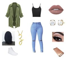 """""""Untitled #21"""" by nobiebey on Polyvore featuring Vans, Lime Crime, Topshop, Irene Neuwirth and Bling Jewelry"""