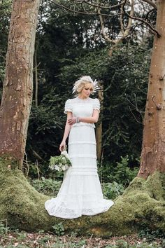 Fresh Beautiful Wedding Inspiration | Rebecca Goddard Photography | Katrina Otter Weddings | Bridal Musings Wedding Blog 27