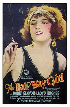 The Half-Way Girl (1925)