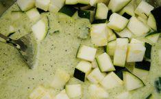 Zucchinisuppe - Perfekt zum Haltbarmachen und Einlagern