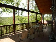 Vacation Rental in Broken Bow - Pine Summit Cabin - Luxury Camping at its Finest.!