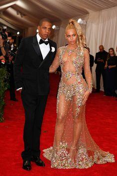 Jay-Z e Beyoncé - Met Gala 2015