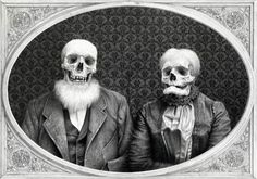 1-skull-surreal-drawing-by-laurie-lipton.preview.jpg (660×462)
