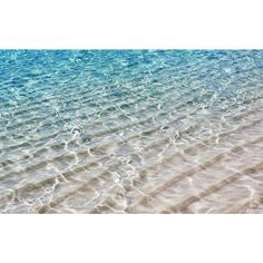 1280x800 Clear Sea Sand Summer desktop PC and Mac wallpaper ❤ liked on Polyvore