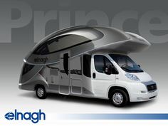 concept motorhome, elnagh prince