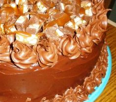 Snikers torta