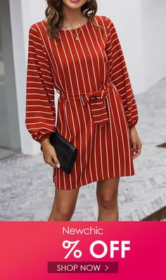 I found this amazing Striped Lantern Sleeve O-neck Casual Dress For Women with US$17.34,and 14 days return or refund guarantee protect to us. --Newchic #Womensdresses #womendresses #womenapparel #womensclothing #womensclothes #fashion #onlineshop #onlineshopping #bigdiscount #shopnow #DiscountSale #discountprices #discountstore #discountclothing #fashionista #fashionable #fashionstyle #fashionpost #fashionlover #fashiondesign #fashionkids #fashiondaily #fashionstylist #fashiongirl