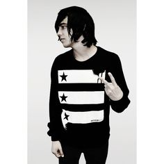 music.lyrics.bands ❤ liked on Polyvore featuring kellin quinn and sleeping with sirens