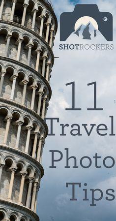 11 Travel Photo Tips