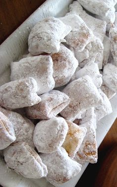 French Market Beignets recipe adapted from the Junior League of New Orleans Plantation Cookbook