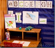 Ii is for Iguana Printables