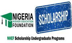 Nhef Scholarship Undergraduate Programs Nhef Scholarship Program Eligibility Application Procedure In 2020 Scholarships Undergraduate Scholarships Undergraduate
