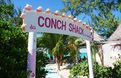 Turks & Caicos, da Conch Shack