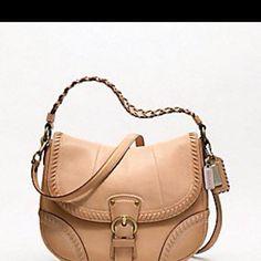 The Poppy Coach Handbag