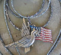 A Patriotic Piece by FrenchSentiments on Etsy, Kathy Barrick, French Sentiments