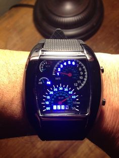 My Men's RPM Turbo Watch Johnston ♥ Loved and pinned by www.enterpriseglass.ca