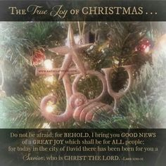 Merry Christmas friends!  May your day and your hearts be filled with the Joy that comes from unwrapping the best gift of all - that babe in the manger!