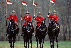 Royal Canadian Mounties