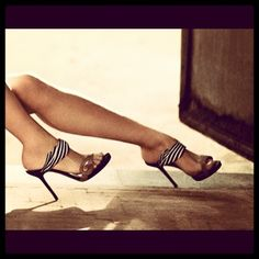 Alberto Guardiani Mira Zebra Sandals SS12 #instagram #fashion #shoes
