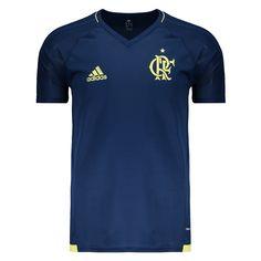 Camisa Adidas Flamengo Treino 2017 Marinho Somente na FutFanatics você compra  agora Camisa Adidas Flamengo Treino 436c1b564f097