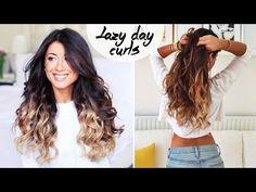 7 Ways To Get Heatless Curls – Luxy Hair