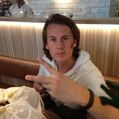 Ylvis ~  Bård Ylvisåker, now you know why I don't mind watching the fox video