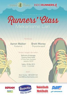 Interested in the science of running?