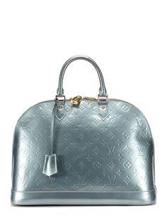 Givre Vernis Alma Bag GM by Louis Vuitton on Gilt.com