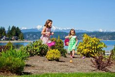 If you're looking for an Easter weekend getaway, Alderbrook Resort is the place to be. Psst! We hear the Easter Bunny will be making a special appearance too. View the details online. Egg hunt is open to resort and non-resort guests.