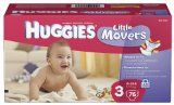 Buy Huggies Little Movers Diapers, Size 3, 76-Count Online Shopping - http://topbrandsonsales.com/buy-huggies-little-movers-diapers-size-3-76-count-online-shopping