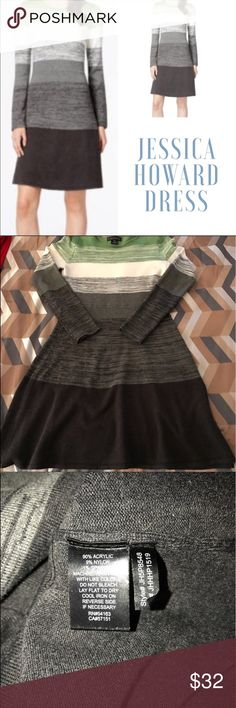 Sheath Sweater Dress Sheath Sweater Dress Jessica Howard Dresses