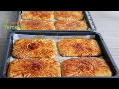 Bu Güne Kadar Yediğiniz Bütün Keteleri Unutun.! İçli Kete Tarifi - YouTube Turkish Recipes, Ethnic Recipes, Pan Dulce, Breakfast Items, Griddle Pan, Feel Good, Macaroni And Cheese, Cookies, Desserts