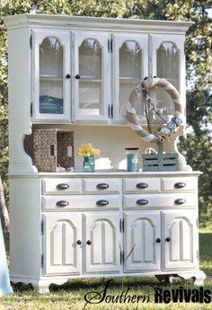 Southern Revivals: It's an Island Life for Me ~ A China Hutch Story
